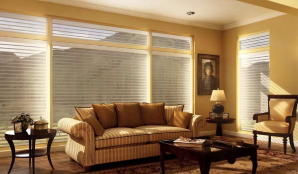 Silhouette Window Shadings